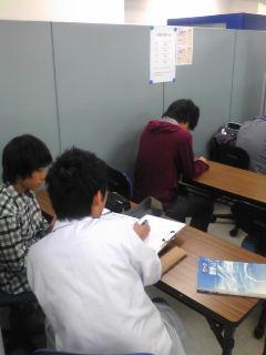 中3生対象『土曜勉強会』実施中!!画像