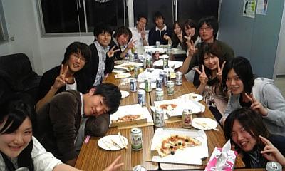 ☆歓迎会2009.4.27☆画像