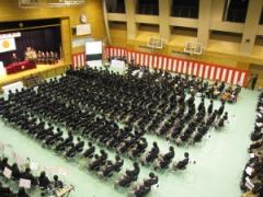 ☆卒業式2010.3.10☆画像