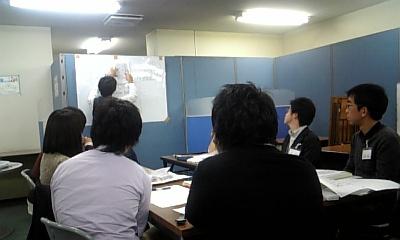 ☆高校受験対策冬期講習会ミーティング2010☆画像