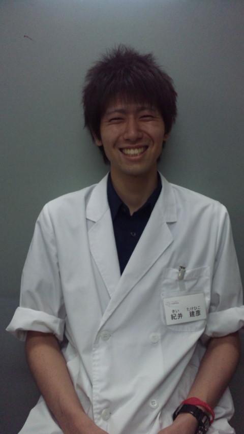 紀井先生画像