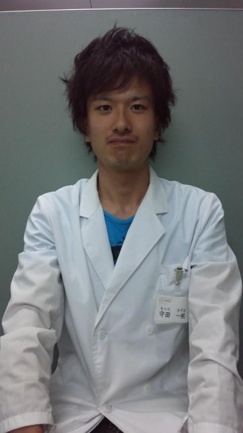 守田 一帆先生画像