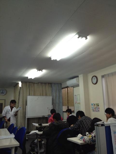 本日より中3生冬期集団授業が始まりました!!画像